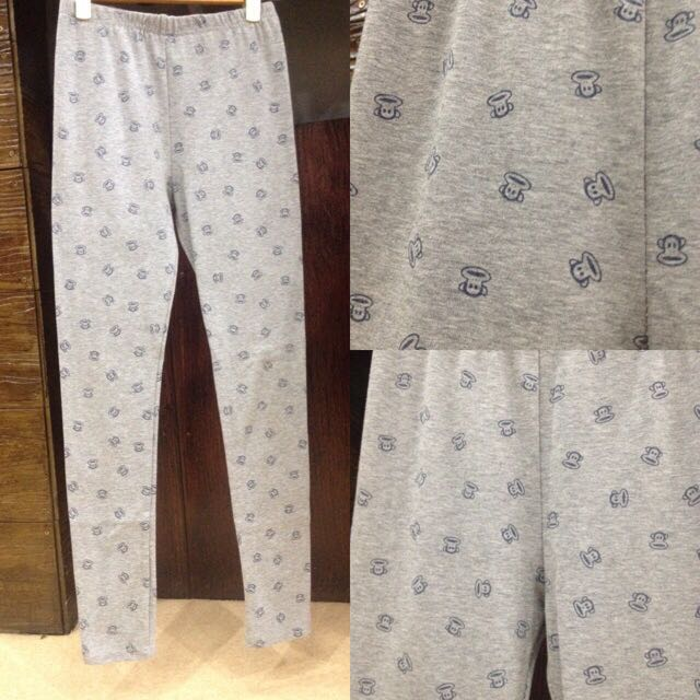 LEGGING MOTIF MONKEY