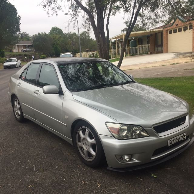 Lexus Is200 Daily Manual