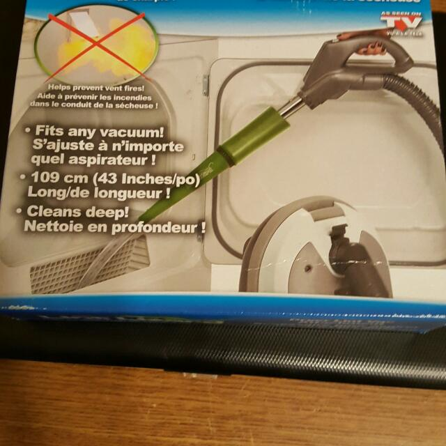 Lint Cleaner For Dryer