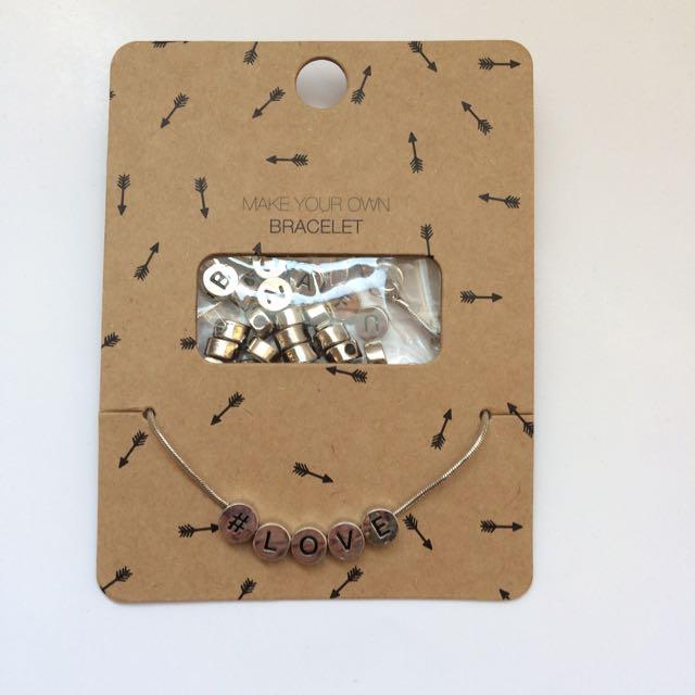 Lovisa Make Your Own Bracelet