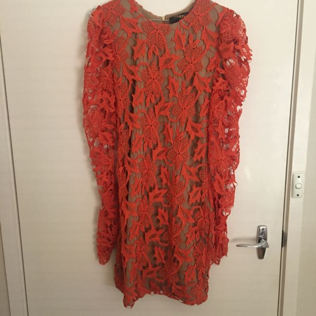 LUCETTE Dress - Size 8