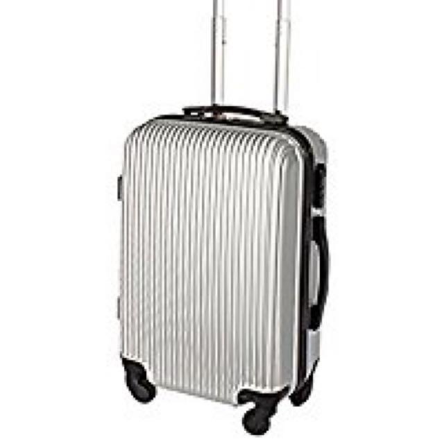 Luggage Silver