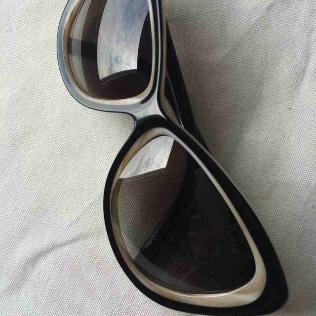 Marni Cat Eye Sunglasses
