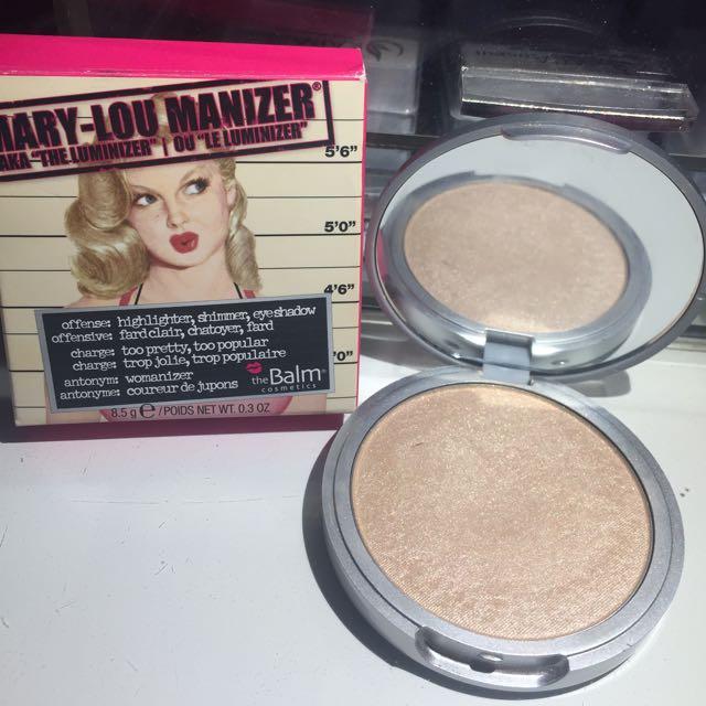 Marylou Manizer Highlighter