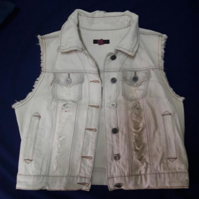 Material Girl Vest