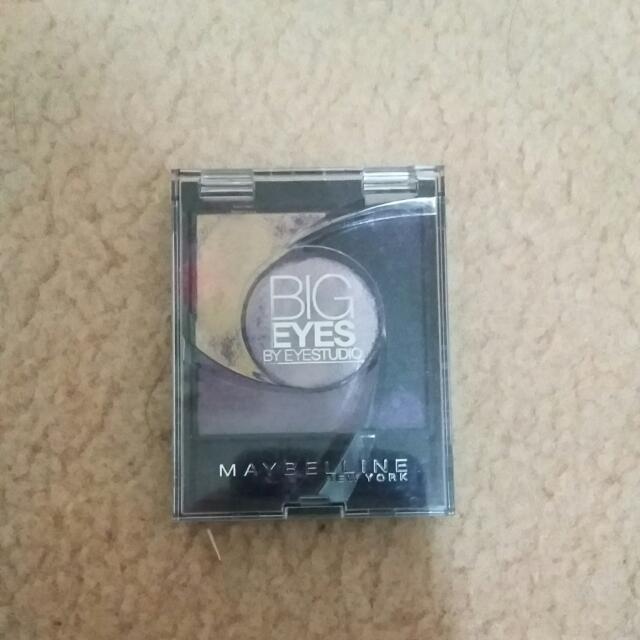 Maybelline New York EYESTUDIO Quad Eyeshadow In 05 Luminous Purple