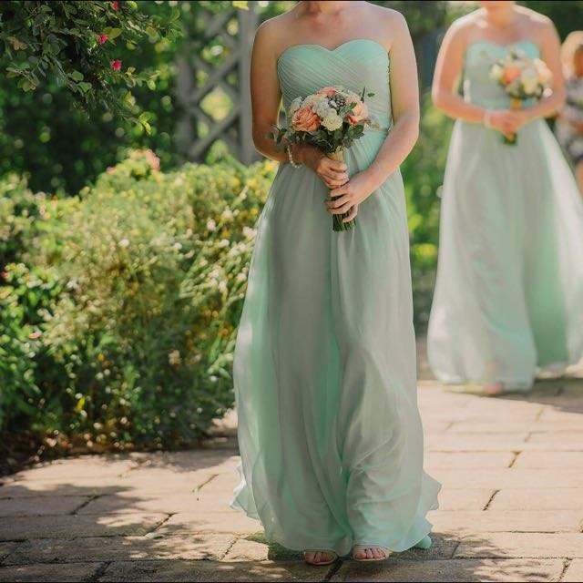 Mint Formal Dress S10