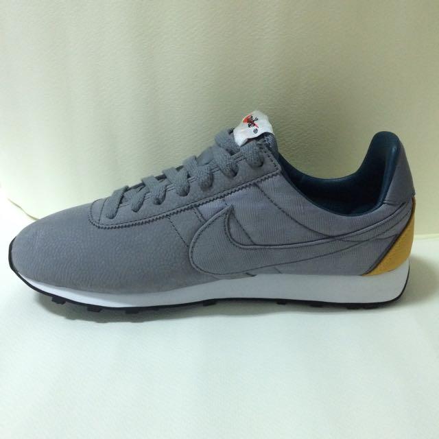 日本帶回Nike鞋灰黃配色(23號)