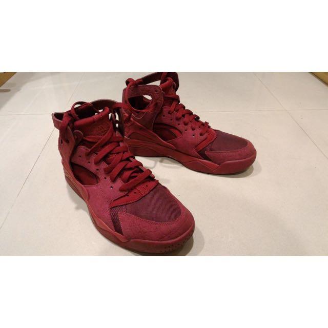 Nike高筒紅武士US9
