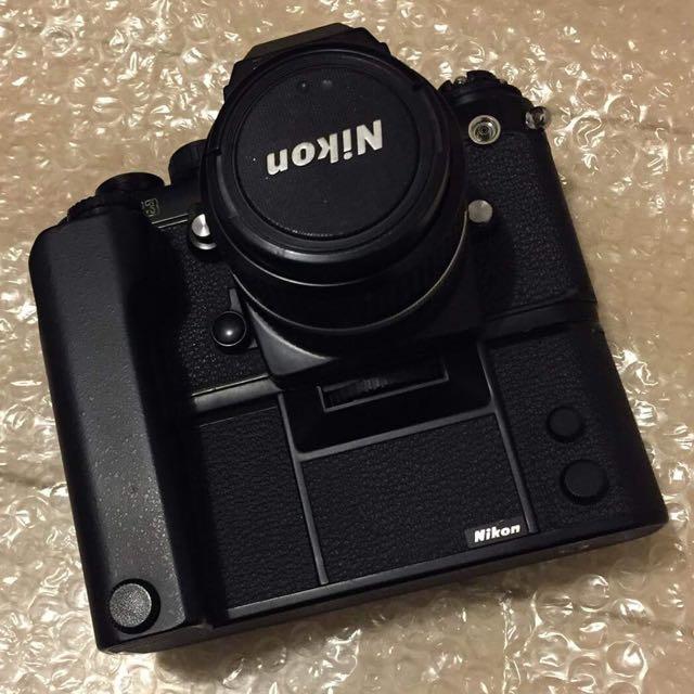 nikon f3 鏡頭kikkor 35mm 1:2.8