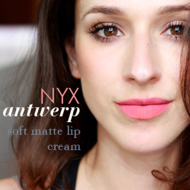 ORI NYX SOFT MATE LIP CREAM (SMLC) ANTWERP