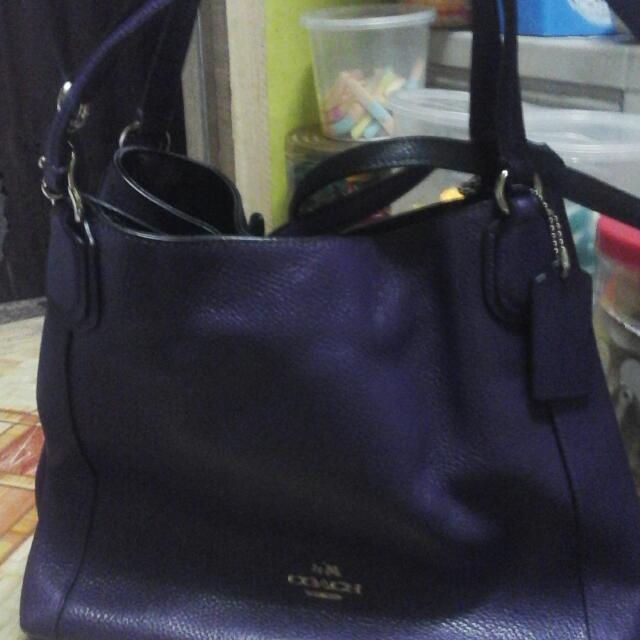 RUSH!!!Original Coach Bag