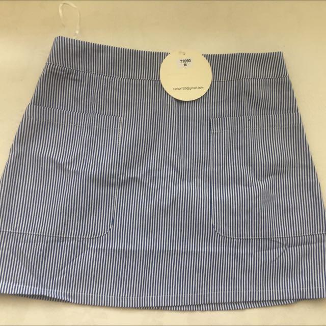 Peppermayo New Striped Skirt