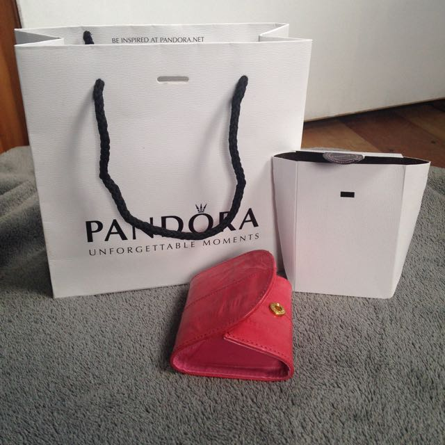 Pink Pandora Purse