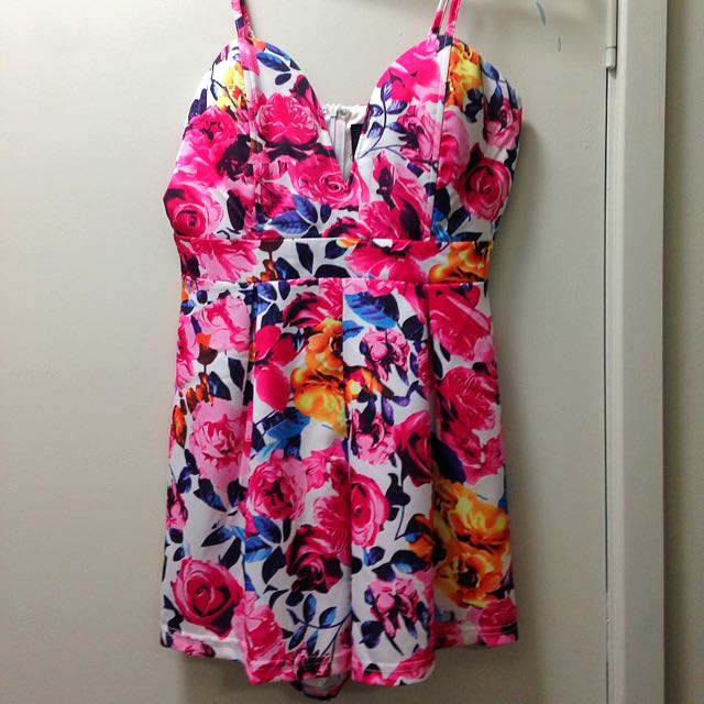 Playsuit Size Small