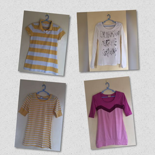Preloved Shirts