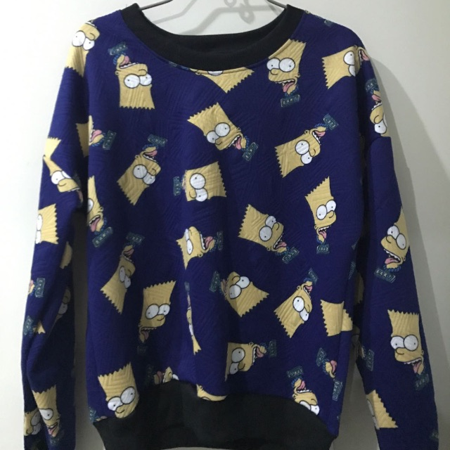Simpsons jumper