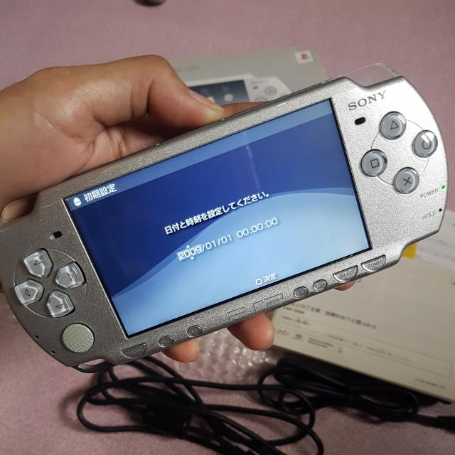 Sony PSP 2K Series: Slim & Lite