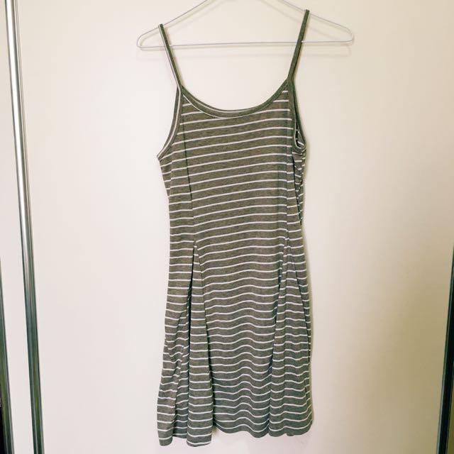 Striped Dress Size S