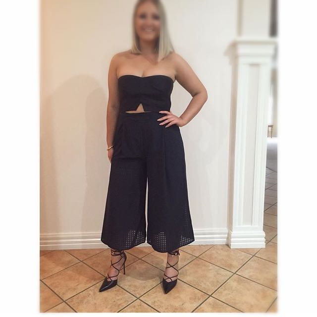 THE FIFTH THE LABEl • CULOTTES • SIZE L