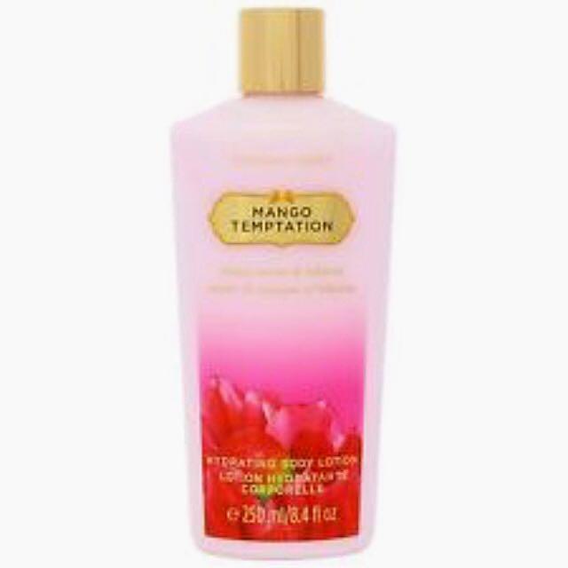 Victoria's Secret Body Lotion (Mango Temptation)