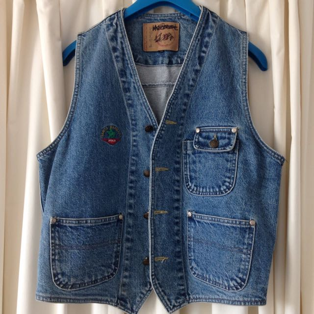 Vintage POLO Denim Vest