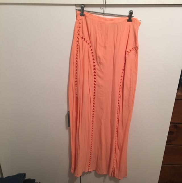 Wish Pink Skirt, Size 8
