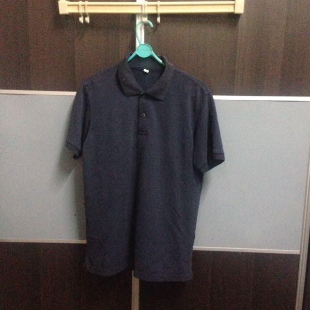 Wts Uniqlo Polo Shirt