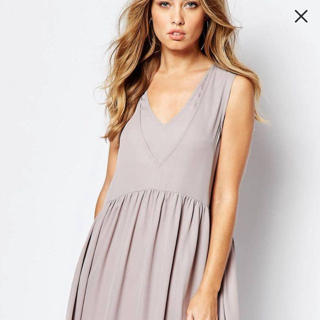 Y.A.S Drop Waist Dress