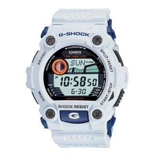CASIO G-SHOCK G-7900A 白色 GSHOCK G7900A