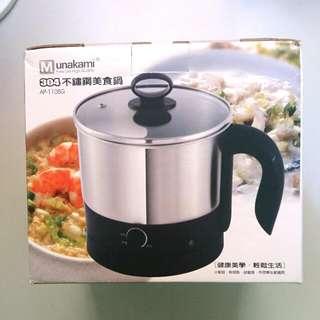 大降價~Munakami 不鏽鋼多功能美食鍋