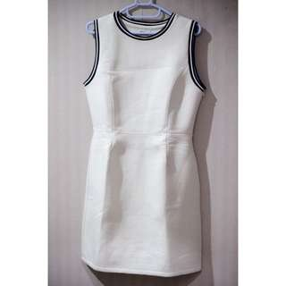 Who.A.U Broken White Dress