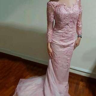 Evening Wedding Gown