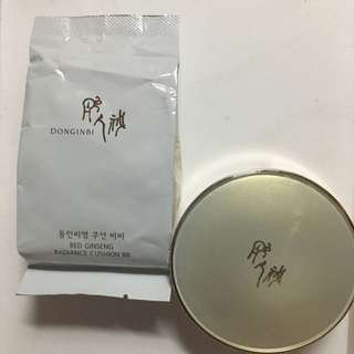 彤仁秘紅參BB Cushion refill