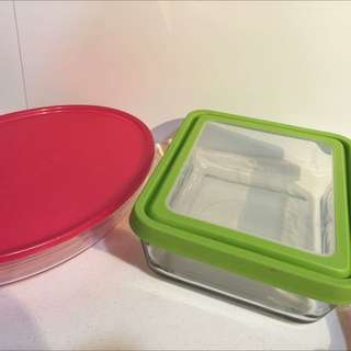 Pyrex Dishes With Cover