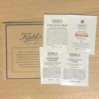 Kiehls Sample-size Set