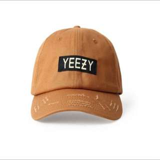 Yeezy Distressed Cap