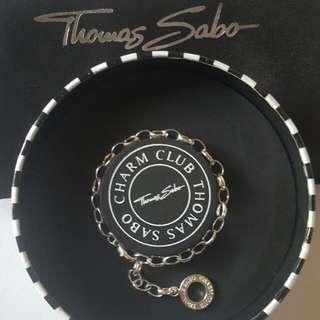 EUC Authentic Thomas Sabo Bracelet