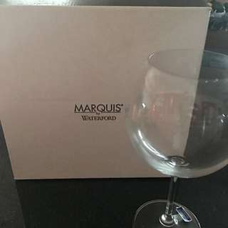 Waterford Red Wine Glasses Set Of 4