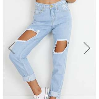 PRICE DROP: Showpo Daria Jeans