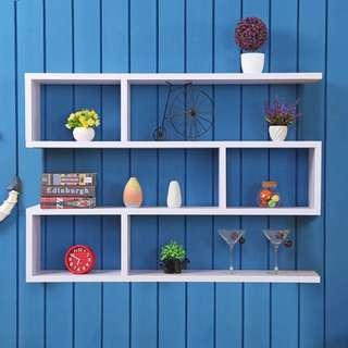 層架 Shelves