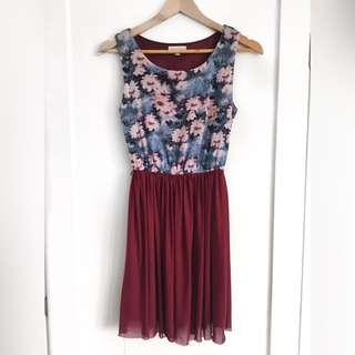 Hem & Thread Dress