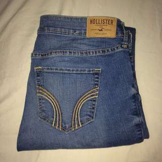 Size 9 Hollister Jeans