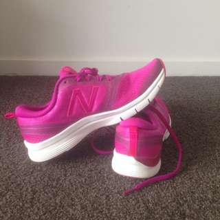 New Balance Cush Running Shoes
