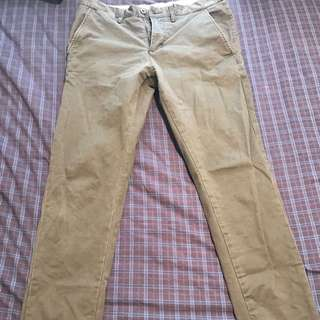 Spencer Project Chinos (Olive Green)