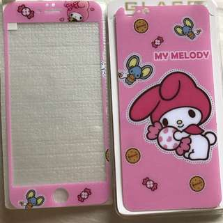 iPhone 6 Plus Screen Protector Front And Back - My Melody Design Brand New