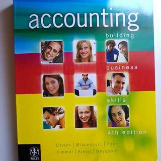 Accounting: Building Business Skills