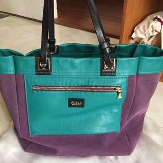furla shopping bag 10000% original