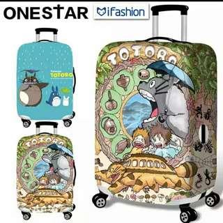 🚚 龍貓彈性行李箱保護套 防塵套