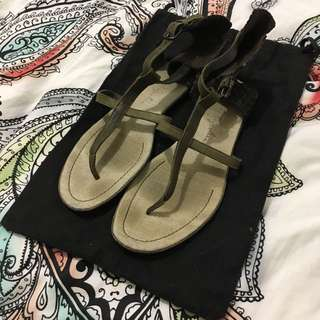 Preloved Henry Beguelin Sandals